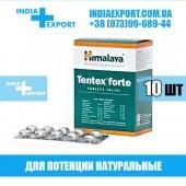 TENTEX FORTE (Тентекс Форте) 10 таблеток